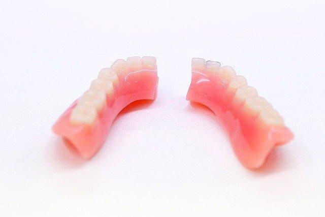 Съемный зубной протез своими руками