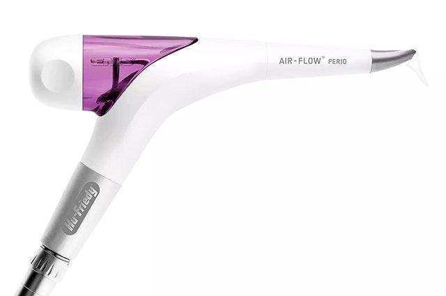 Air flow чистка зубів