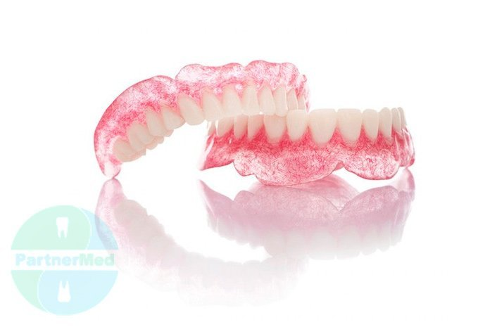 какие зубные протезы лучше фото цена